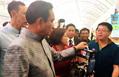 ท่านนายก ประยุทธ์ จันทร์โอชา ให้เกียรติเยี่ยมชมบูธของ บริษัทสยามภัณฑ์ กรุ๊ปจำกัด(มหาชน)